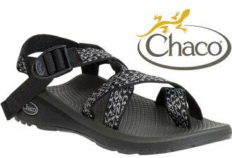 Chaco 越野紓壓運動涼鞋/水陸鞋/綁帶涼鞋-夾腳款 女 美國佳扣 CH-ZLW02 HC16 消跡的北方