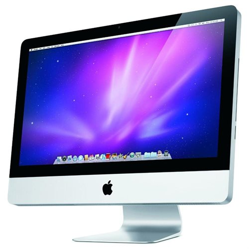 "Apple iMac MC509LL/A Desktop Computer - Intel Core i3 Dual-core 3.20 GHz - All-in-One 4 GB DDR3 SDRAM - 1 TB HDD - DVD-Writer (DVDR/RW)Dual-Layer Media Support: Yes - Gigabit Ethernet - Wi-Fi: Yes - IEEE 802.11n - Bluetooth: Yes - 21.5"" Active Matrix TF 1"