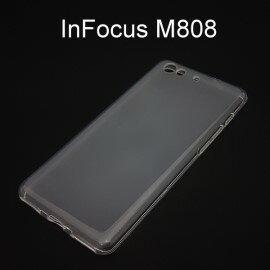 InFocus M808 TPU清水套 ^(白^)