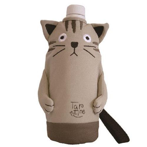 【Tartine貓】造型水壺套(400/500ml) 日本直送