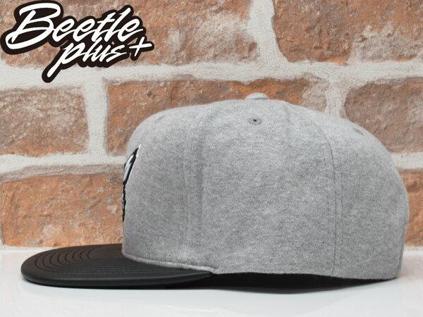 BEETLE PLUS 全新 MITCHELL&NESS HORNETS SNAPBACK 黃蜂 林書豪 灰黑 皮革 毛巾布 後扣棒球帽 MN-337 1