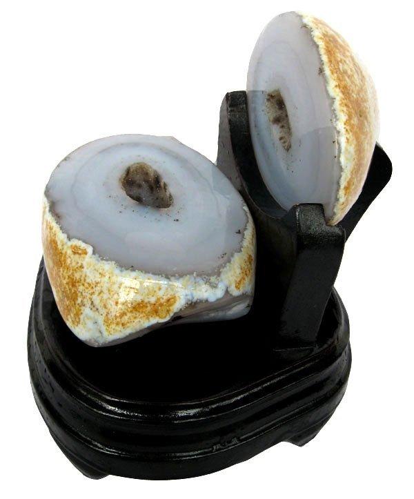 特價水晶聚寶盆擺件瑪瑙聚寶盆2千克瑪瑙洞