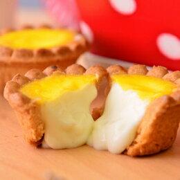 日月半熟乳酪(9入)最夯的排隊甜點
