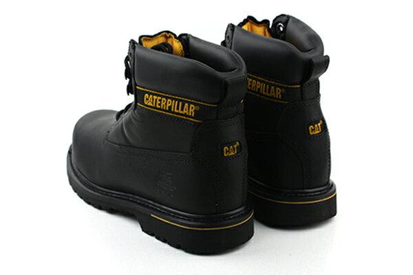 CAT  靴子 黑色 男鞋 CA708026 no168 1