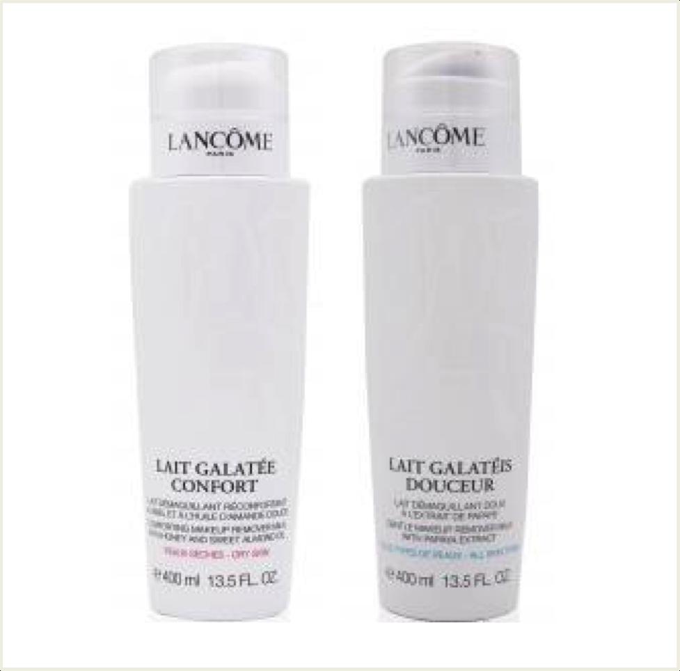 LANCOME 蘭蔻 溫和卸妝乳 / 清柔卸妝乳 400ml