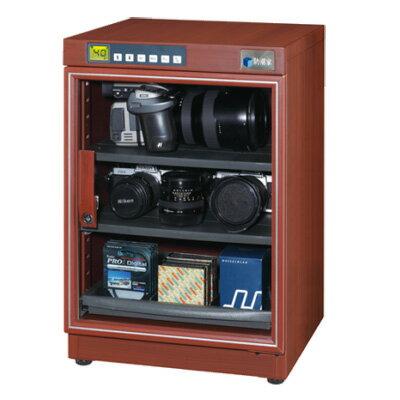 【新博攝影】防潮家 WD-76A 電子式液晶顯示濕度防潮箱 (分期0利率;五年保固)