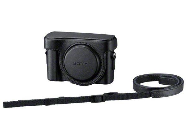 【新博攝影】Sony LCJ-HN 半硬式相機套 (HX60V / HX50V 專用;分期0利率;台灣索尼公司貨)