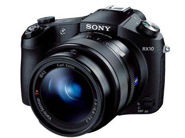 【新博攝影】Sony RX10 大光圈數位相機 (分期0利率;台灣索尼公司貨;送 原廠ACC-TRW電池充電組、保貼清潔組)
