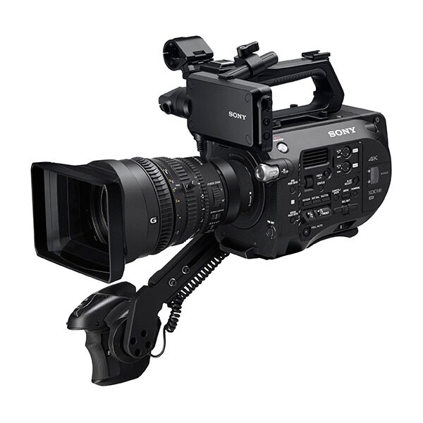 【新博攝影】Sony PXW-FS7 業務用 4K 可交換鏡頭高畫質數位攝影機 (分期0利率;台灣索尼公司貨)