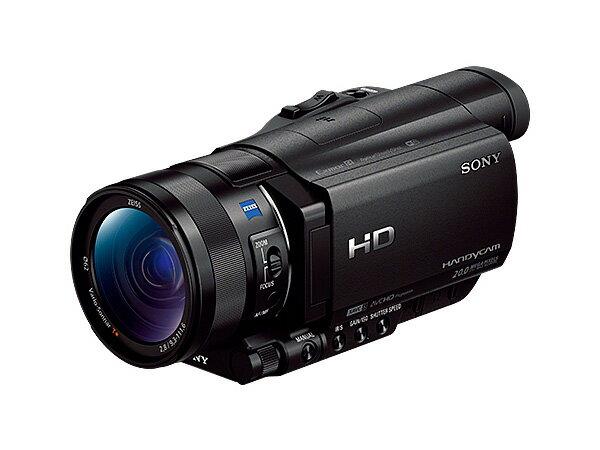 【新博攝影】Sony HDR-CX900 數位攝影機 (分期0利率;台灣索尼公司貨;送副電、32G記憶卡)