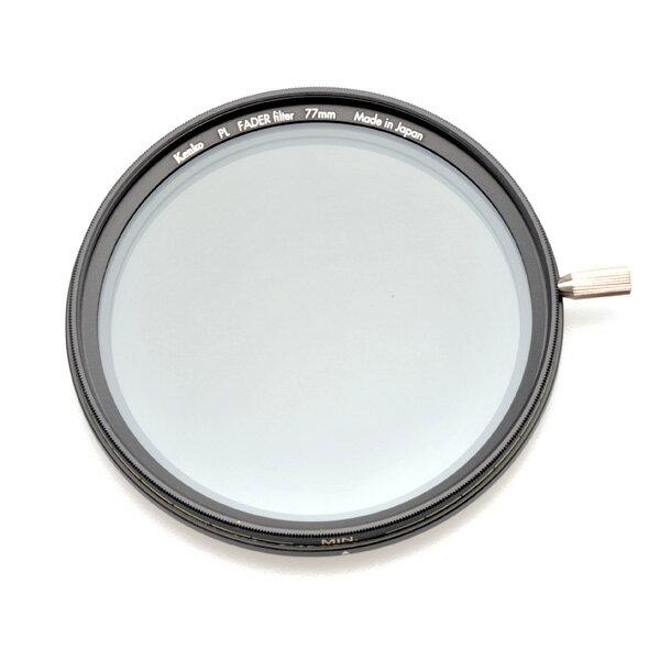 【新博攝影】Kenko PL FADER ND3-ND400 72mm 可調式減光鏡 (分期0利率;正成公司貨)