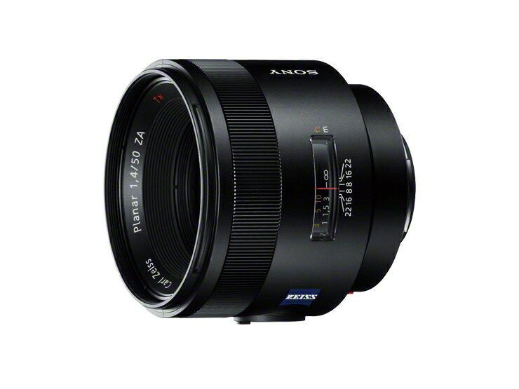 【新博攝影】Sony Planar T* 50mm F1.4 ZA SSM 標準鏡頭 (分期0利率;台灣索尼公司貨)
