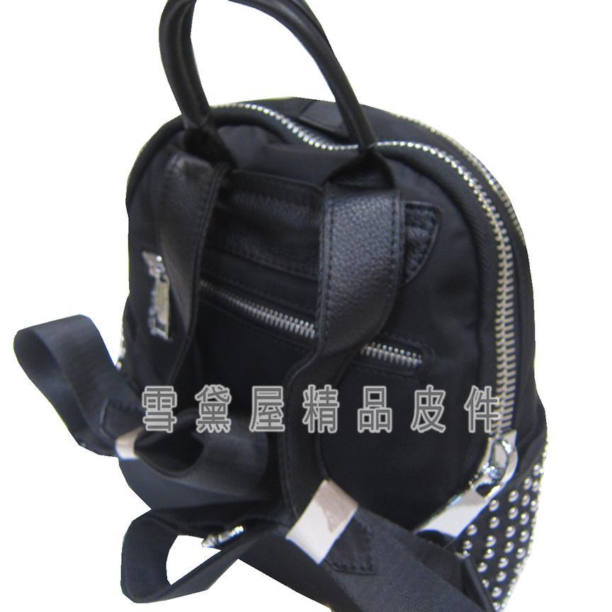 限時 滿3千賺10%點數↘ | ~雪黛屋~COUNT 後背包中型容量主袋+外袋共三層進口防水尼龍布+皮革材質二層主袋BCD50002101200