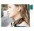 日本CREAM DOT  /  ピアス フープピアス ニッケルフリー 低アレルギー素材 ヴィンテージ調 加工 メタル マット ゴールド シルバー アクセサリー 上品 シンプル デイリー 女性 大人 レディース  /  qc0402  /  日本必買 日本樂天直送(1098) 6