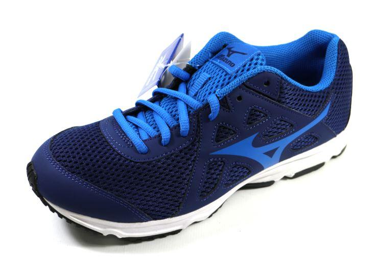 [陽光樂活] MIZUNO 美津濃 SPARK 2 Jr. (大童) 一般型運動鞋 - K1GC172626 深藍