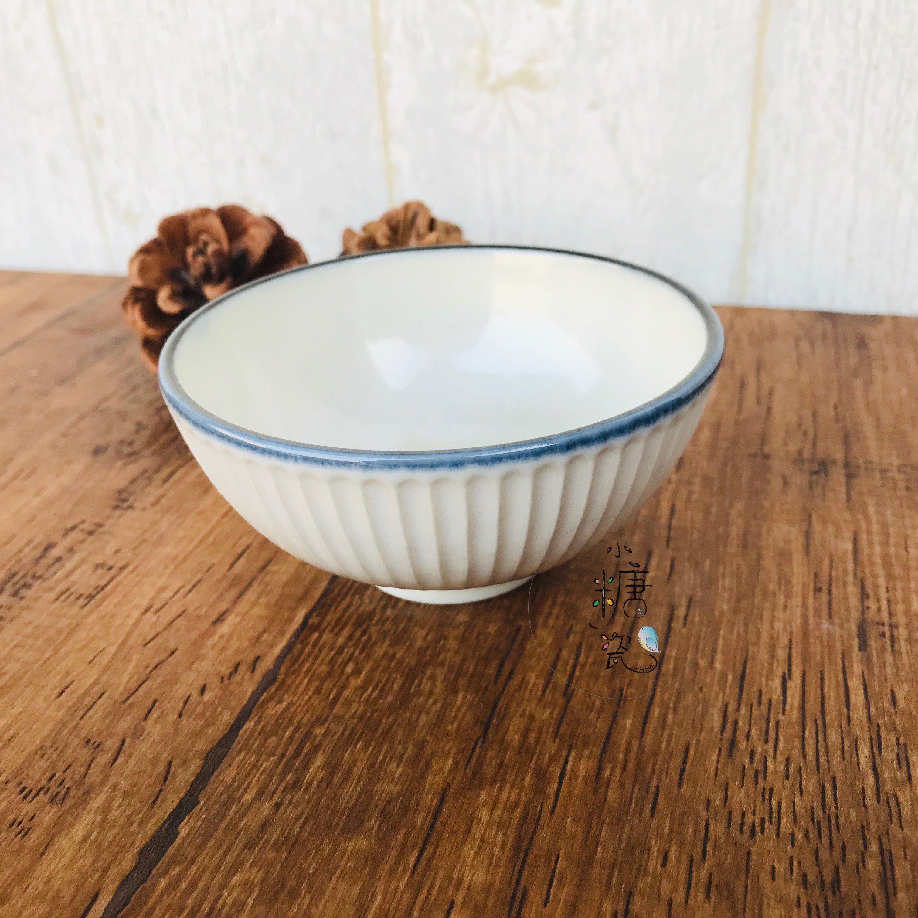 小糖瓷⎥日本製 日式輕量百摺復刻飯碗/小菜鉢/漬物小鉢