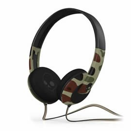 <br/><br/>  志達電子 S5URDZ-219 迷彩 美國 Skullcandy UPROCK 耳罩式耳機<br/><br/>