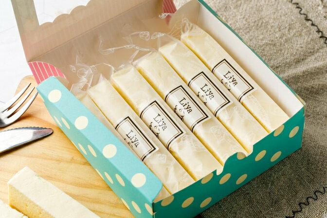 【里亞甜點】起士蛋糕(盒)  6條/盒▶❥❥