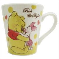 小熊維尼周邊商品推薦X射線【C065288】小熊維尼Winnie the Pooh+ 小豬Piglet 馬克杯,水杯/馬克杯/情侶對杯/湯杯/玻璃杯/不鏽鋼杯/漱口杯