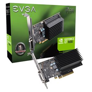 【綠蔭-免運】艾維克EVGA GT1030 2GB DDR4 64bit Passive Low Profile PCI-E圖形加速卡