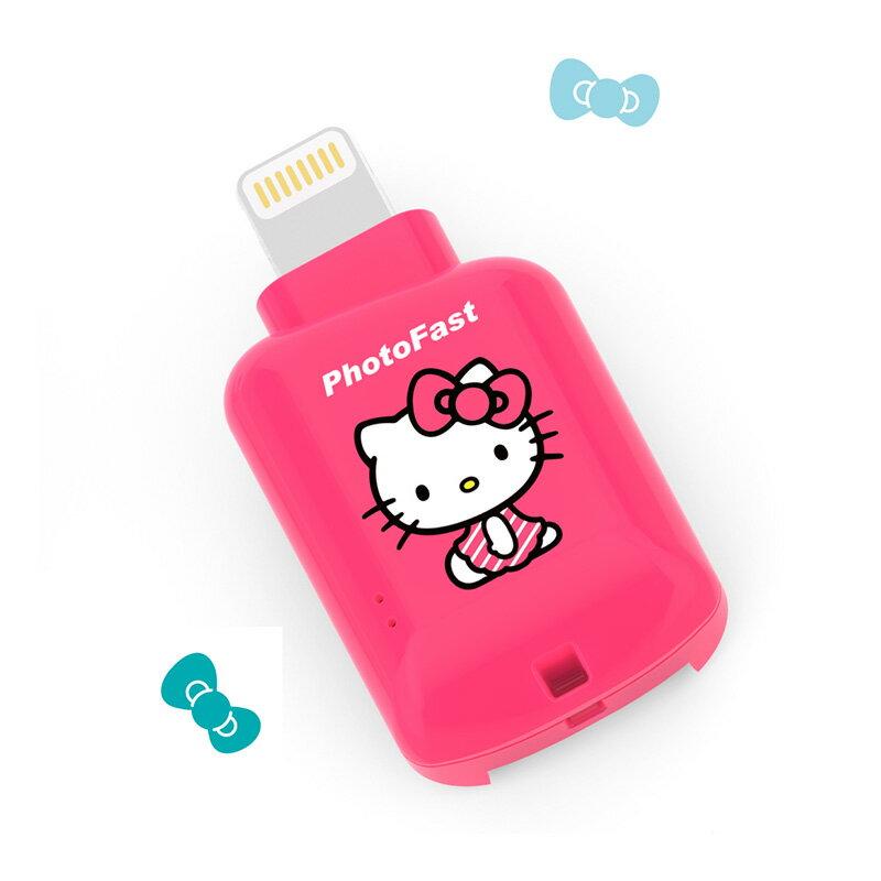 ◎相機專家◎ PhotoFast CR8800 iOS microSD 讀卡機 KITTY 蜜桃紅 永準公司貨