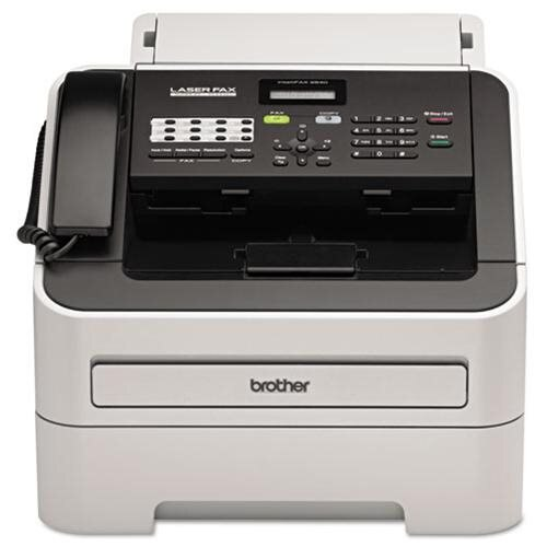 Brother FAX-2840 Facsimile/Copier Machine 0