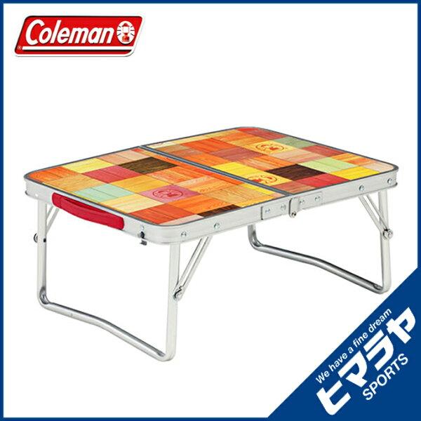 日本必買免運代購-日本Coleman野餐桌53×40×23cm0000000629883。共1色