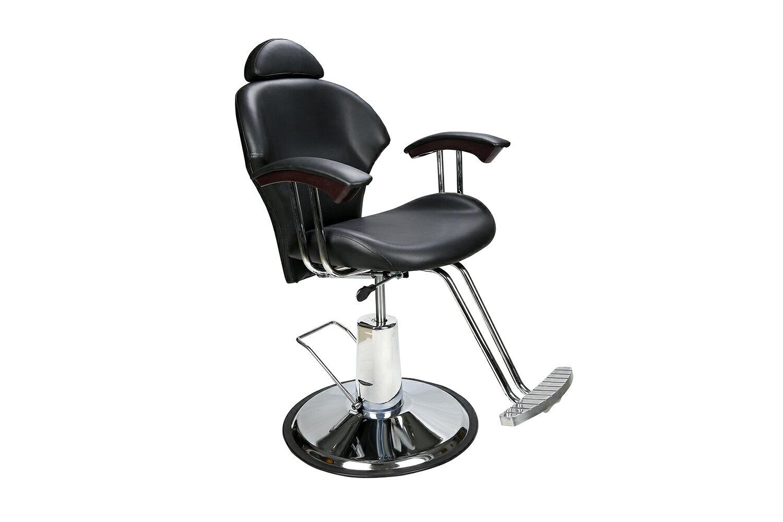 Magnificent Barberpub Reclining Hydraulic Barber Chair Salon Beauty Spa Shampoo Chair Black 8714 Download Free Architecture Designs Rallybritishbridgeorg