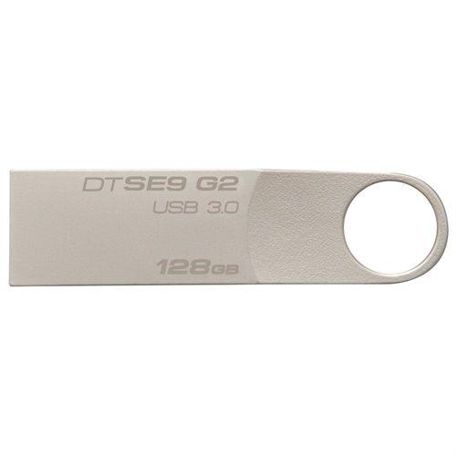 Kingston DataTraveler SE9 G2 128GB USB Flash Drive (Metal casing) Model DTSE9G2/128GB 0