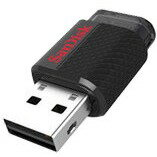 SanDisk 16GB USB 3.0 to microUSB 16G OTG Ultra Dual Flash Drive 130MB/s for Android smartphone tablet SDDD2-016G 1