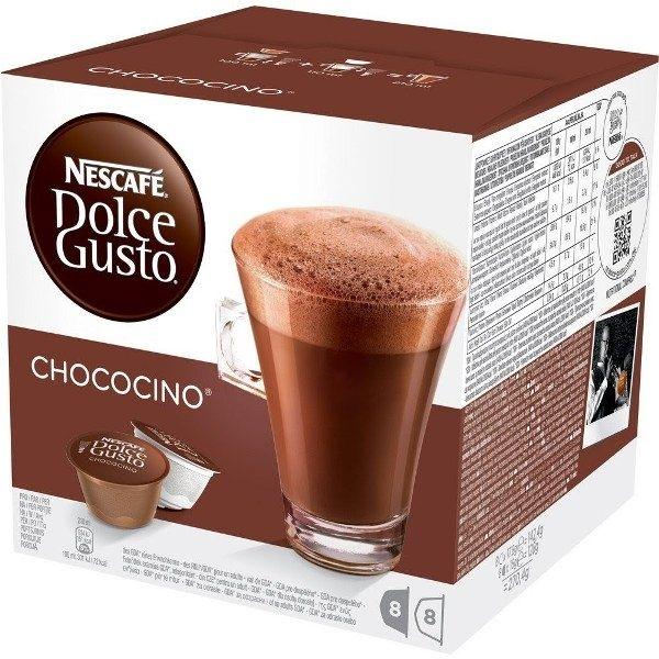 雀巢巧克力歐蕾膠囊(Chococino)16顆盒
