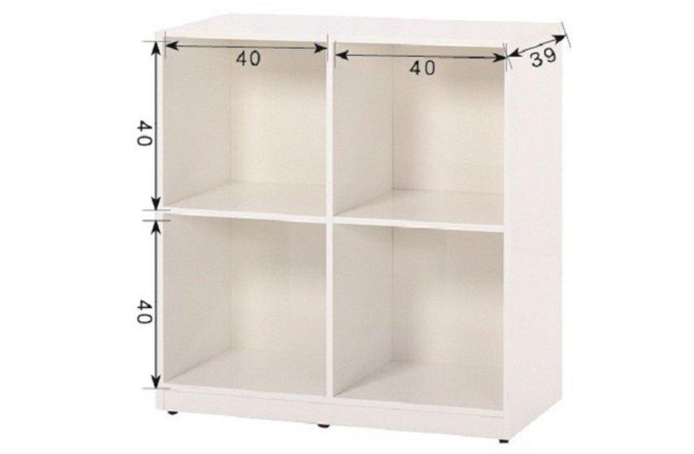 【石川家居】922-01 白色展示櫃(CT-835)#訂製預購款式 #環保塑鋼P無毒/防霉/易清潔