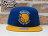 BEETLE PLUS MITCHELL&NESS NBA WARRIORS 美國職籃 金州 勇士 文字 CURRY 柯瑞 藍黃 SNAPBACK 帽 舊金山 LOGO 後扣 棒球帽 MN-306 0