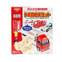 日本 日清食品 TOMICA 汽車餅乾(小汽車模型! 隨機出貨)★衛立兒生活館★