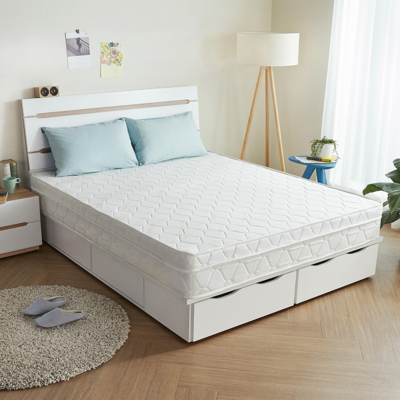 曼蒂天絲蜂巢5尺雙人獨立筒床墊 / H&D東稻家居 1
