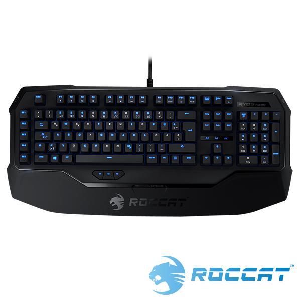 ★綠光能Outlet★新品★ROCCAT Ryos MK Pro 電競機械式鍵盤-紅軸中文