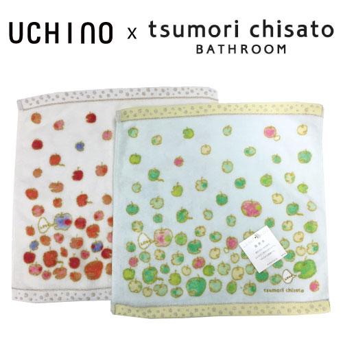 Tsumori Chisato 蘋果方巾 - 無撚毛巾 日本設計師 津森千里