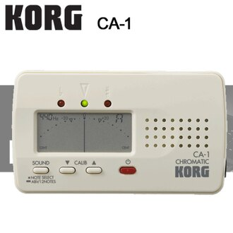 【非凡樂器】KORG CA-1調音器 調音靈敏總代理公司貨【經典型號/超耐用】