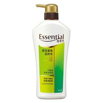 逸萱秀Essential 瞬效潤髮膜700ML(蓬鬆易吹乾) [大買家] 2