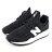 Shoestw【MS247EB】NEW BALANCE NB247 慢跑鞋 網布 襪套 黑白N 男女都有 情侶鞋 0
