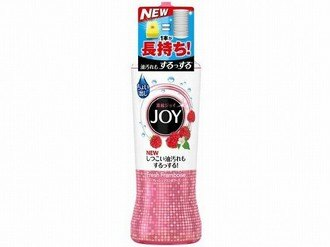 日本製 P&G JOY 速淨除油濃縮洗碗精 190ml 覆盆莓香 *夏日微風*