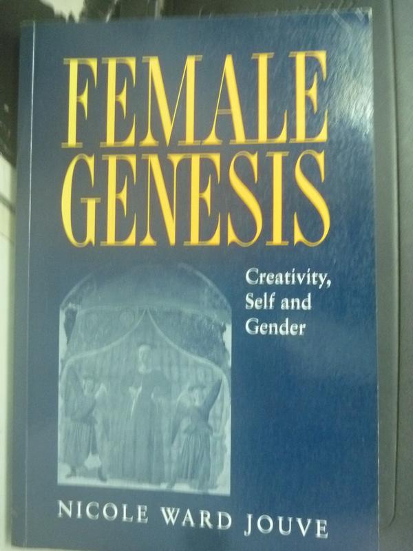 ~書寶 書T8/社會_WEK~Female Genesis: Creativity Sel