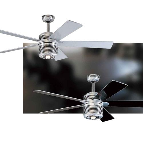 工業風系列★52吋吊扇風扇銀黑光源另計★永光照明AS-25177GAS-25178G