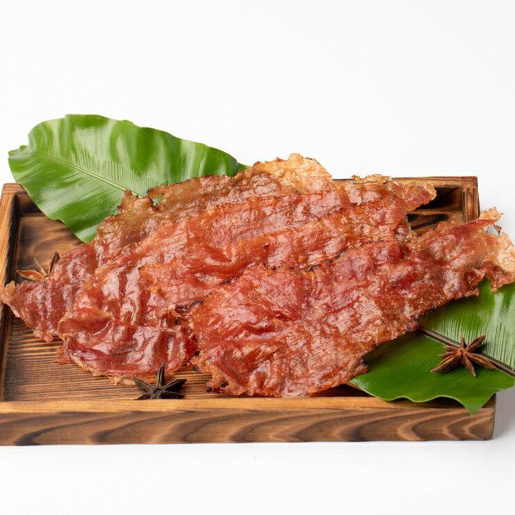 嚴選原味豬肉紙 180g / 包 肉乾 零嘴 台灣製造 新鮮食材 特選豬肉 1