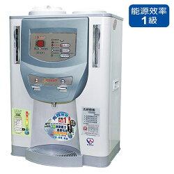 晶工10.2L光控溫熱全自動開飲機JD-4211【愛買】
