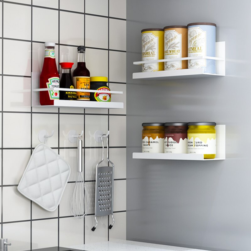 11.11 磁吸冰箱置物架側壁掛收納架日式廚房磁鐵調