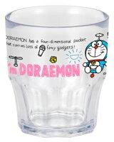 小叮噹週邊商品推薦哆啦A夢 竹蜻蜓 多角形 水杯 茶杯 小叮噹 日本製 正版授權J00012364