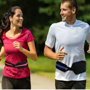 美麗大街【BF039E12】戶外跑步健身防水運動腰包 彈性迷你手機包零錢鑰匙包