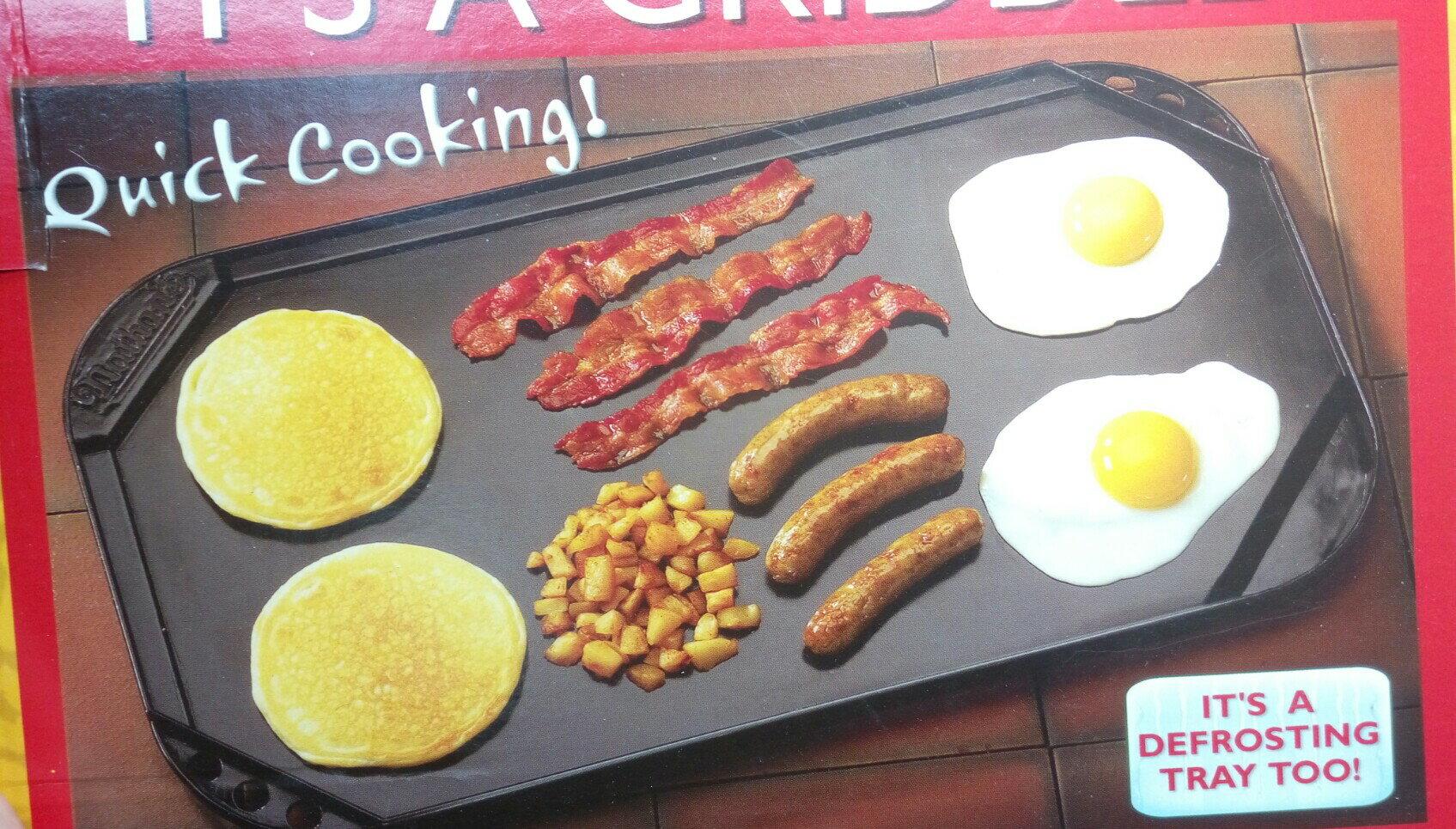 【八八八】e網購~【解凍/烤肉兩用皿】NO10鐵板燒烤肉盤 烤肉盤 中秋節烤肉用品 BBQ烤盤