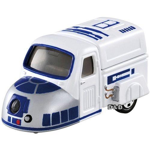 《 TOMICA 》星際大戰 STAR WAR 小車 - SC-03 R2D2